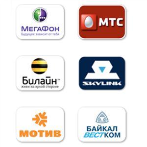 Операторы сотовой связи Заплюсья