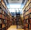 Библиотеки в Заплюсье