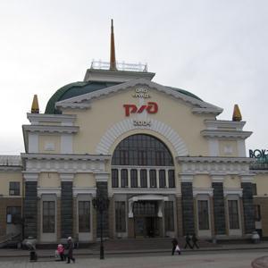Железнодорожные вокзалы Заплюсья